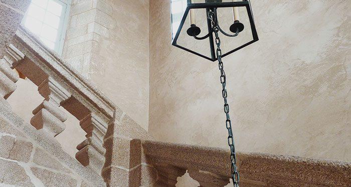 escalier coscro - bretagne